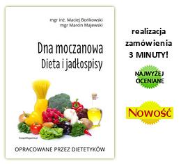 Dna moczanowa - jadłospisy